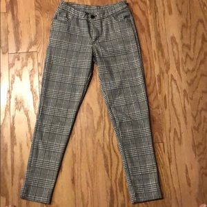 Brandy Plaid Pants